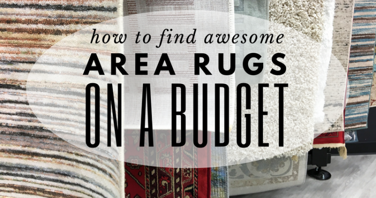 5 Places to Find Rugs on a Budget