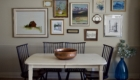 Rustic Boho Gallery Wall - Dining Room