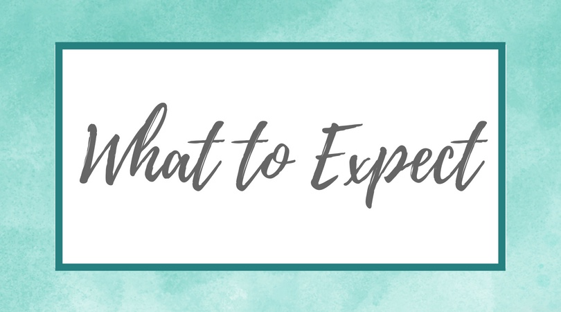 What To Expect- For New Clients