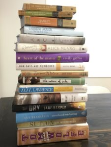 Stack of Books fiction